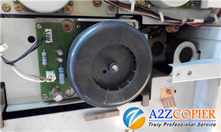 Hướng dẫn khắc phục lỗi SC 347 máy Photocopy A0 Ricoh Aficio 470W, Ricoh Aficio 480W