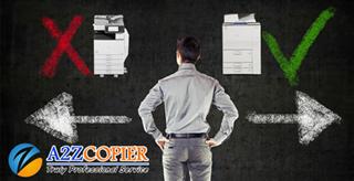 Lý do nên chọn máy Photocopy công nghiệp để kinh doanh dịch vụ