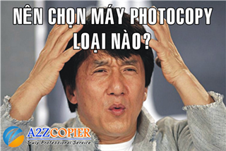 Máy photocopy nào thích hợp kinh doanh dịch vụ photocopy?