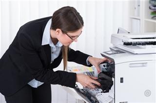 Những bước cơ bản khi sử dụng máy photocopy