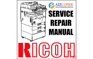 [SERVICE MANUAL] Download tài liệu Ricoh Aficio 551, Aficio 700, Aficio 1055