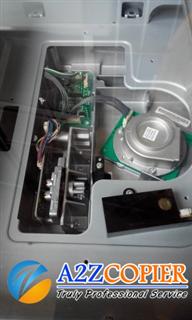 Hướng dẫn sửa lỗi SC 204 máy Photocopy Ricoh Aficio MP 5500/6500/7500/6000/7000/8000/6001/7001/8001
