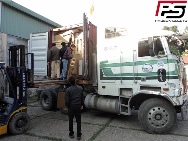 [UPDATE] Dỡ container hàng mới về kho ngày 17/11/2016