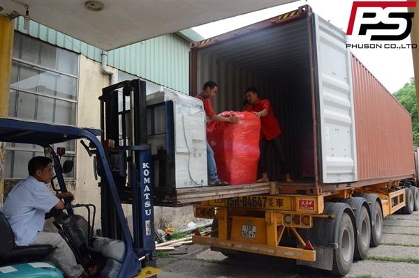 [UPDATE] Dỡ container hàng mới về kho ngày 18/02/2017