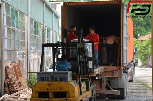 [UPDATE] Dỡ container hàng mới về kho ngày 16/12/2016