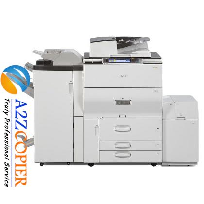 Máy Photocopy Ricoh Aficio MP C6502