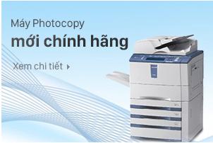 Máy Photocopy mới chính hãng