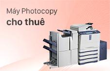Máy Photocopy cho thuê